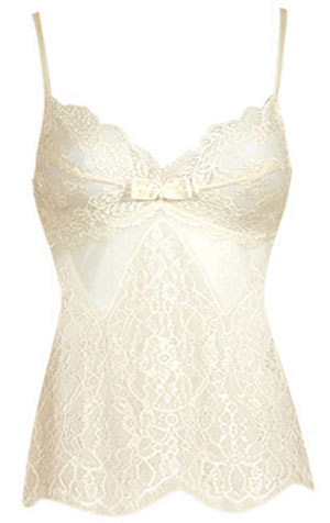 Claire Pettibone Charmeuse Nightdress - Poly