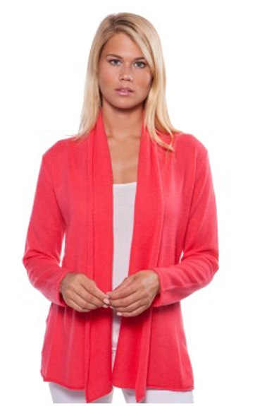 Claudia Nichole Mini Duster Cardigan