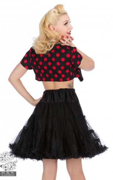 Hearts and Roses Petticoat