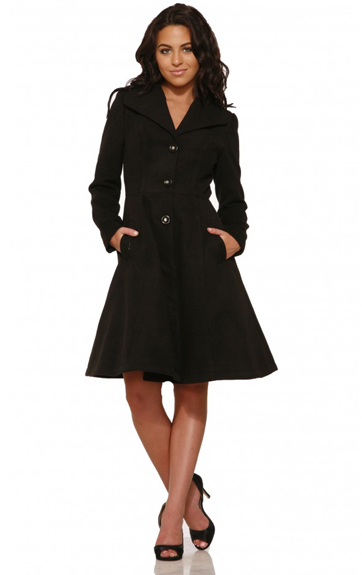 Hearts and Roses Duchess Coat