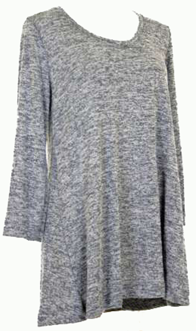Nally and Millie Heather Tunic