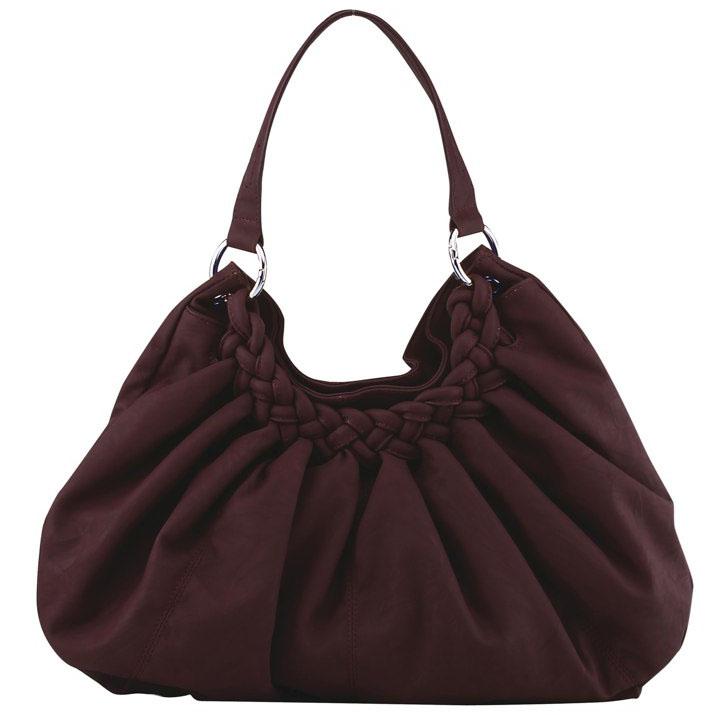 Sophisticated Style Briaded Handbag