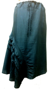 XCVI Silk Keeper Skirt