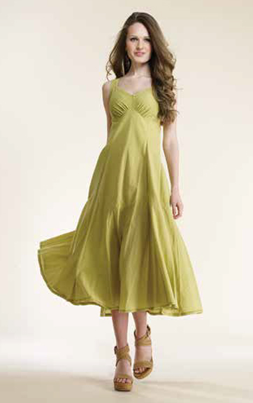 Luna Luz Garment Dyed Sundress